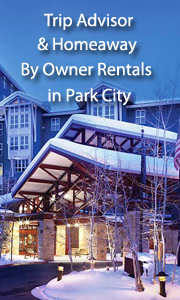 park city by owner rentals